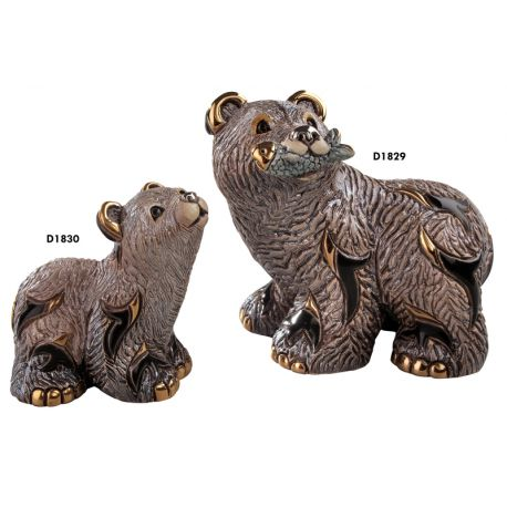 F148 ORSO GRIZZLY 10X12 CM (D1829)