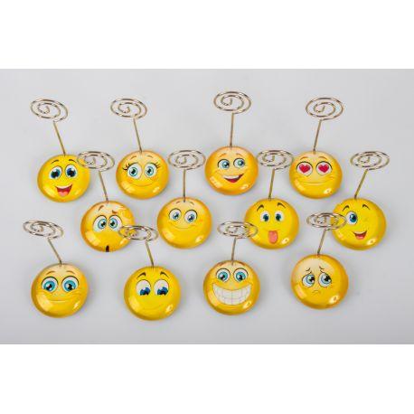MEMOCLIP SMILE*144-12 (E3171)