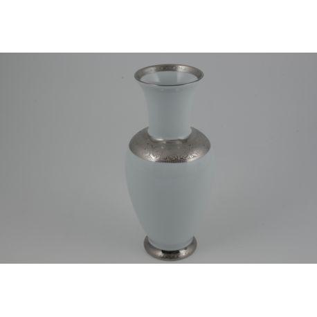 1030-3 VASO FIORI PLATINO*MC14 (LS400)