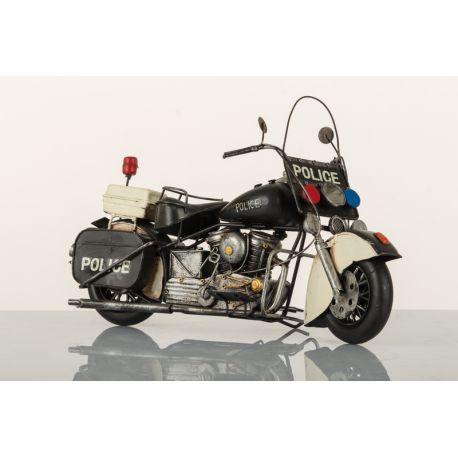 MOTO POLIZIA L36CM*6-1 (E3101)